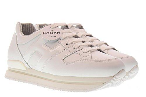 Blanc Chaussures Sneakers Bas HXW2220T548I6SB001 Femme H222 Hogan FZqw1w