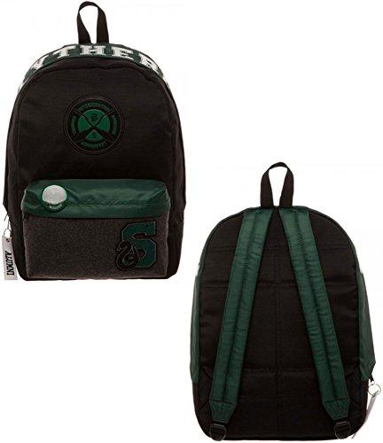 Harry Potter Backpack Slytherin Bioworld Borse