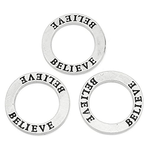 Affirmation Charm Necklace - 3