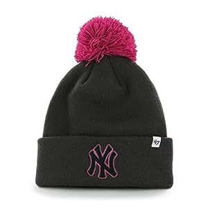 Amazon.com : New York Yankees MLB Charcoal Justus Cuff