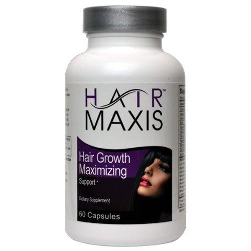 Hair Maxis Hair Growth Maximizing Biotin Supplement - 60 Capsules