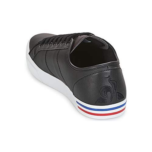 Coq 40 Moda Sport Negro Le regaliz Winter Bajas Zapatillas Hombres Verdon Sportif Tvwqdp