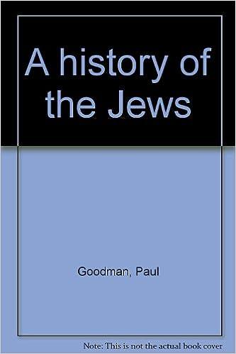 Descargas gratuitas de libros de kindle para macA history of the Jews (Literatura española) PDF