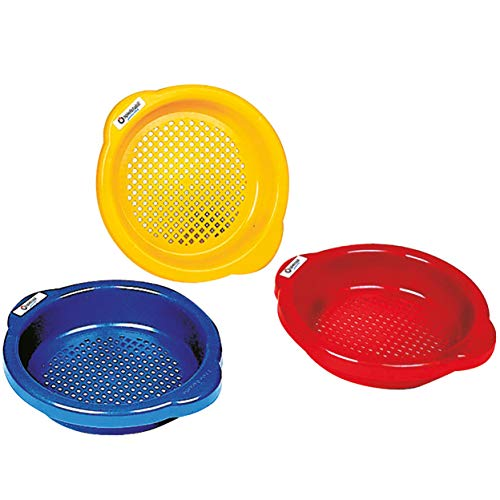 Spielstabil Small Sand Sieve - Sold Individually - Colors Vary (Made in ()