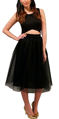 kmart black maxi dress - 7