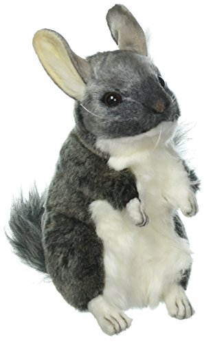 Hansa Chauncey Chinchilla Plush