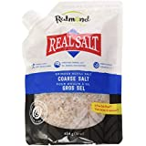 Real Salt Coarse Ground Sea Salt by Redmond Trading Company - 16 oz
