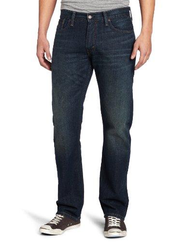 Levi's Men's 514 Straight Jean, Overhaul, 36x34 ()