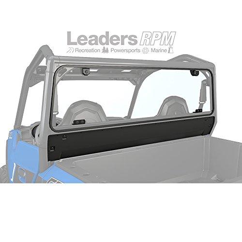 Polaris New OEM General Pro-Fit Lock & Ride Glass Rear Panel, 1000 - Glasses Polaris