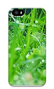 iPhone 5 5S Case Grass 2 3D Custom iPhone 5 5S Case Cover