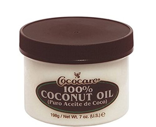 Coconut Oil 100% Natural 7oz, 5 pack