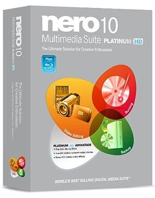 Nero 10 Multimedia Suite Platinum HD