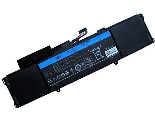 4RXFK New Laptop Battery for Dell XPS 14 Ultrabook Series, Dell XPS 14-L421x Series, P/N: 4RXFK C1JKH FFK56