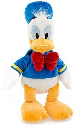 Disney Donald Duck Plush Toy - 18''