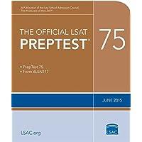 The Official LSAT Preptest 75: June 2015