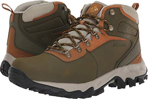 Banana Columbia Newton Ankle Plus Silver Waterproof Men's Ii Ridge Boot Sage Dark q4q7OP