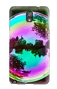 New Premium Soap Bubble Skin Case Cover Excellent Fitted For Galaxy Note 3