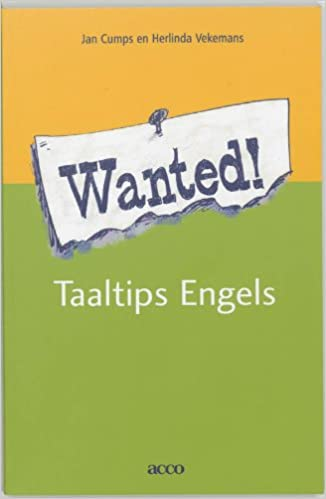 Wanted Taaltips Engels Amazonit Jan Cumps Herlinda