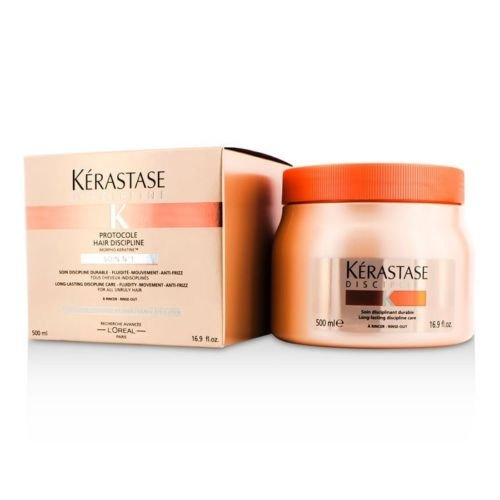 Kerastase Discipline Protocole Hair Discipline Soin N1 Long-lasting 500ml Care Yours Hair