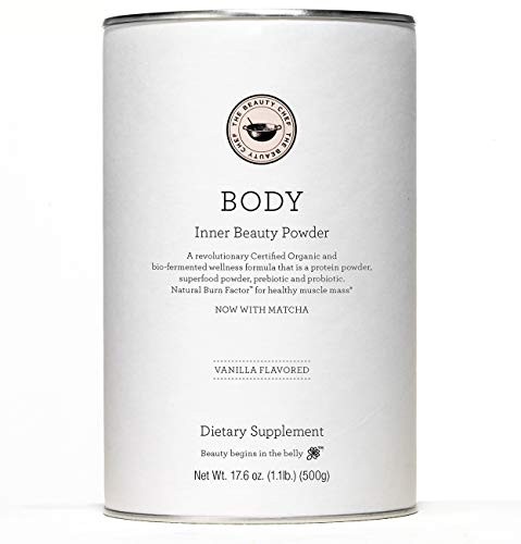 The Beauty Chef - Organic Body Inner Beauty Powder (Vanilla with Matcha)
