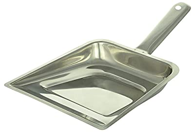 Stainless Steel Dust Pan,Cleaning Product,dust pan cleaner for household floor dust removal.