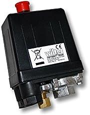 Drukschakelaar SK-8 230 V 1-fase voor luchtcompressoren