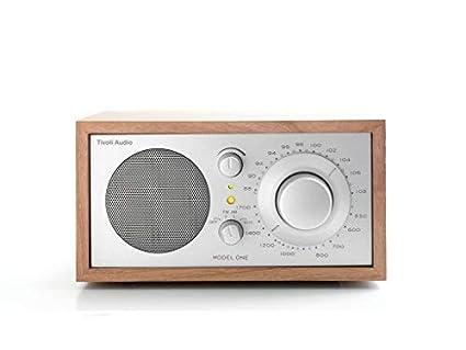 Efterstræbte Tivoli Model One UKW-/MW-Radio in Kirsche/Silber: Amazon.de HS-18