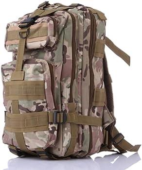 Birgus Lightweight Waterproof Military Tactical 35L Hiking Backpack