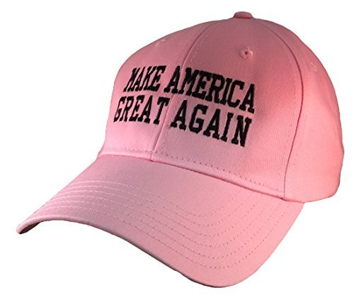 a2053c709db Republican Nation Pink Donald Trump Make America Great Again Cap. Baseball  Style. Support The