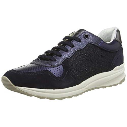 chollos oferta descuentos barato Geox D AIRELL A Zapatillas para Mujer Azul Navy C4002 39 EU