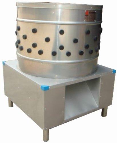 EZPLUCKER EZ-151 Stainless Steel Chicken Plucker Defeather Machine