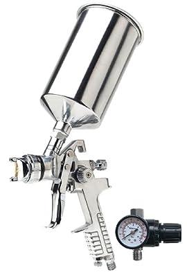 Vaper 19123 2.3 mm HVLP Gravity Feed Spray Gun