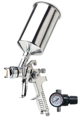 Vaper 19123 2.3 mm HVLP Gravity Feed Spray Gun