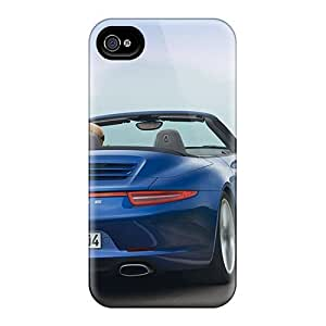 Forever Collectibles Porsche 911 Carrera Hard Snap-on Iphone 4/4s Case