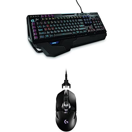 e0941047938 Amazon.com: Logitech G910 Orion Spark RGB Keyboard and Logitech G900 Chaos  Spectrum Gaming Mouse: Computers & Accessories