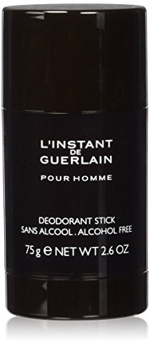 lcohol-Free Deodorant Stick for Men, 2.6 Ounce ()