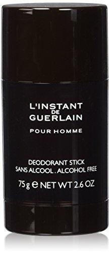 Guerlain L'instant Alcohol-Free Deodorant Stick for Men, 2.6 Ounce (Guerlain Homme De Linstant Pour)
