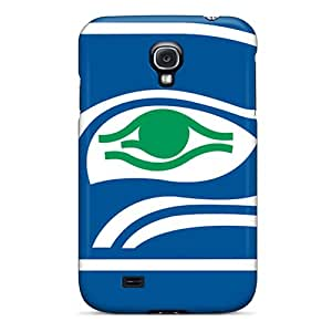 UOc2274Awfk Tpu Case Skin Protector For Galaxy S4 Seattle Seahawks With Nice Appearance