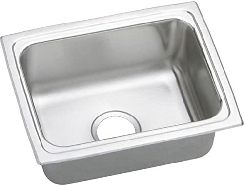 Elkay DLFR251912 Sink, Stainless Steel