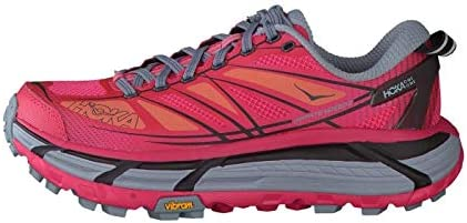 Hoka Mafate Speed 2 Woman Azalea/Black - Zapatillas trail running ...