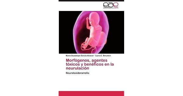 Amazon.com: Morfógenos, agentes tóxicos y benéficos en la ...