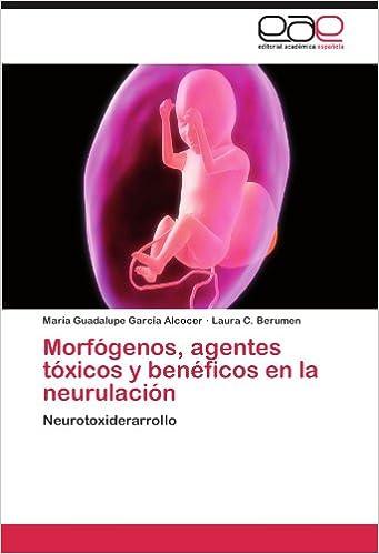 Morfógenos, agentes tóxicos y benéficos en la neurulación: Neurotoxiderarrollo (Spanish Edition): María Guadalupe García Alcocer, Laura C. Berumen: ...