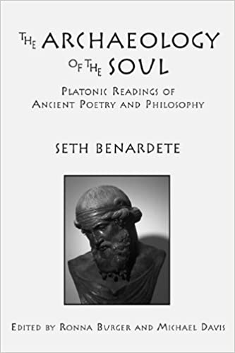 Amazon The Archaeology Of The Soul Platonic Readings In Unique Philosophers Soul