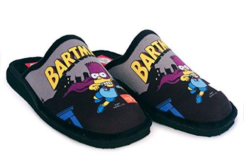 Zapatillas BART SIMPSON Andar en Casa BARTMAN