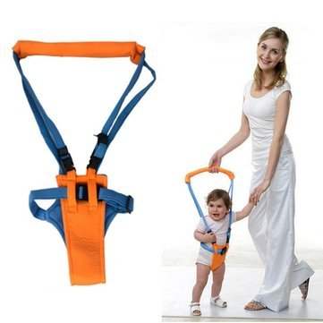 Child Footer Baby Walker Assitant Activity & Gear - Baby Toddler Learn Walking Belt Walkers Assistant Safety Harness - Babe Baby-Walker Sister Go-Cart Infantile Immature - 1PCs from Unknown