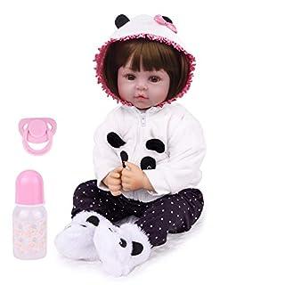 Kaydora Reborn Baby Doll,Realistic Reborn Toddler Girl,22 inch Weighted Baby Doll