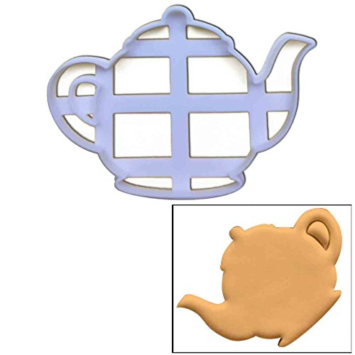Teapot cookie cutter, 1 pc, Ideal for high tea party