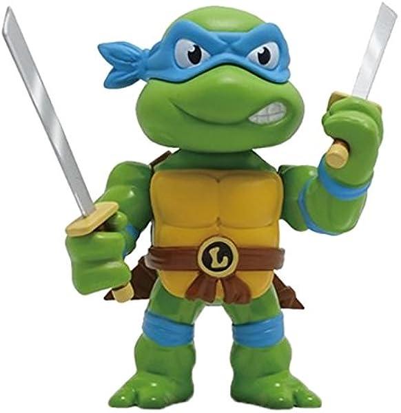 Leonardo 97537 - Figura de Las Tortugas Ninja Mutant de ...