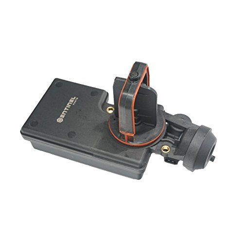 (Sentinel Parts Air Intake Manifold Adjuster Unit Disa Valve for 2001-2006 BMW 11617544806)