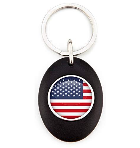 G1 Llavero Bandera de Estados Unidos | Llavero Acrílico ...